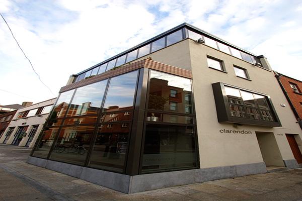 VELFAC Aluclad Windows and Doors Claredon Dublin