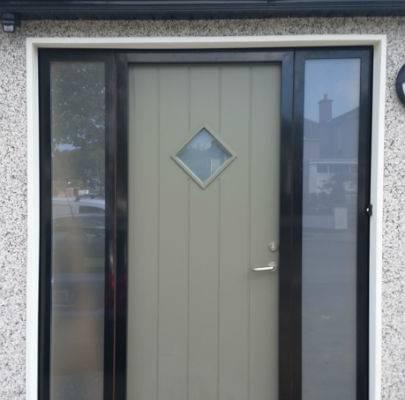 Front Doors Teroco Windows And Doors Velfac Dublin