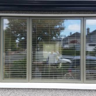 VELFAC Aluwood Windows, V200 Narrow Profile Windows