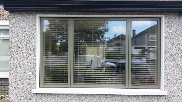 Triple Glazed Aluclad Replacement Windows Teroco Windows