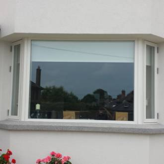 Bay Window - VELFAC Ribo Aluclad Window