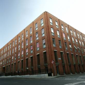 Aluwood Windows and Aluclad Windows and Doors – Kildare House Office Block