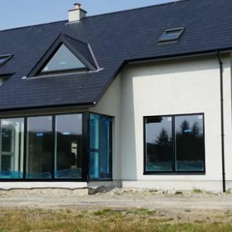 Front of house - VELFAC V200i