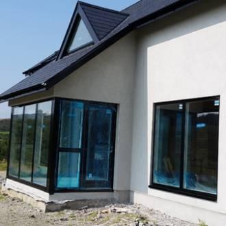 VELFAC Aluwood Windows Double Glazed Windows - Cork, Ireland
