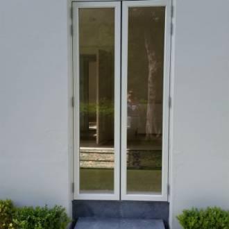 VELFAC Aluclad Window With Fanlight
