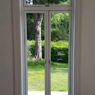 VELFAC Aluclad Window with Fanlight Internal