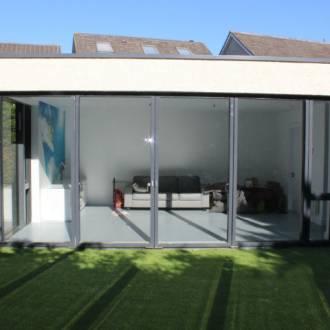 VELFAC Sliding Doors Sunroom - Windows and Doors Dublin