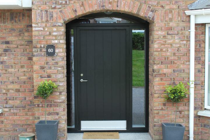 Waterford teroco windows doors for Domestic front doors