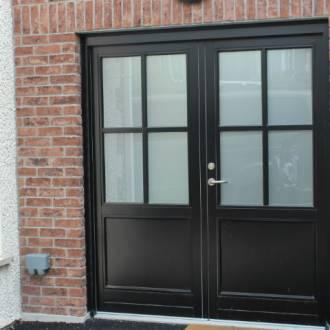 VELFAC Ribo Aluclad Doors