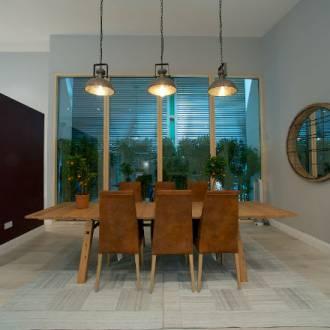 Ideal Home Show Aluwood Windows