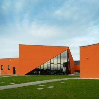 Aluclad Windows - Meath GAA Club House